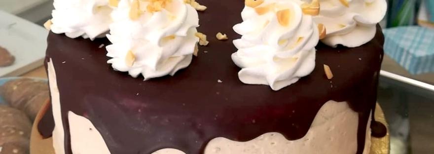 tarta cacahuetes
